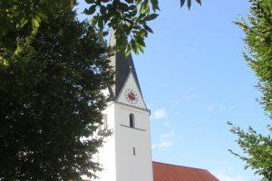 PFarrkirche St. Michael Brunnen